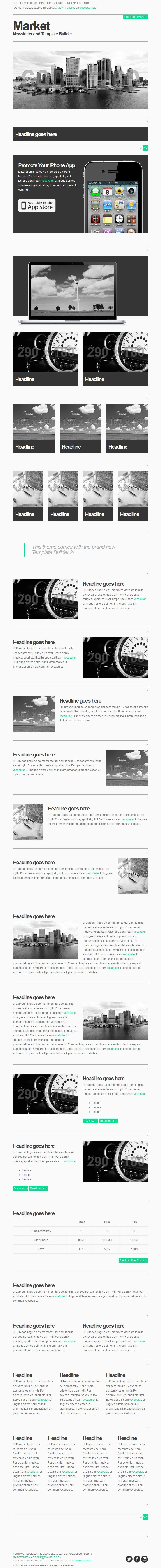 Market responsive newsletter with template builder by everpress 01market newsletter and template builderg 02market newsletter and template builder v01g maxwellsz