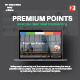 Premium Point Template - GraphicRiver Item for Sale