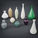 Vase Collection - 3DOcean Item for Sale