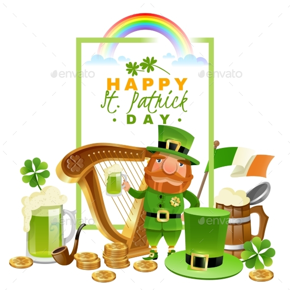 Saint Patricks Day Concept - Miscellaneous Seasons/Holidays