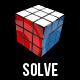 Rubiks Cube Solving Rotating Itself - V2 - VideoHive Item for Sale