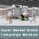 Super Market Brand Campaign Mockup - GraphicRiver Item for Sale