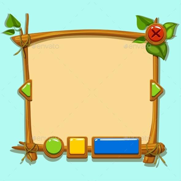 Cartoon Design Interface - Web Technology