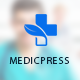 MedicPress - Health & Medical WordPress Theme Nulled