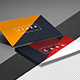 7 Realistic Business Card Mockups - GraphicRiver Item for Sale