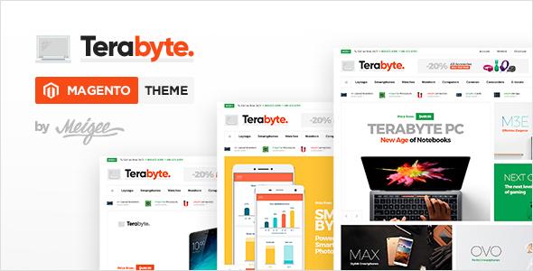 Terabyte – Responsive Magento 2 Theme