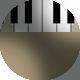 Melodic Glitch Logo