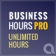 Business Hours Pro WordPress Plugin