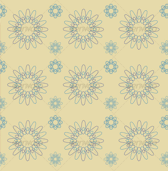 Spirograph Pattern - Patterns Decorative