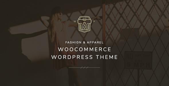 TS - Fashion & Apparel Store WooCommerce WordPress Theme - Fashion Retail