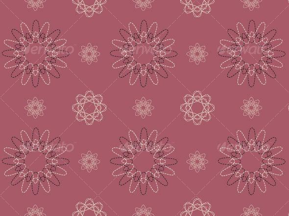 Spirograph Pattern 2 - Patterns Decorative