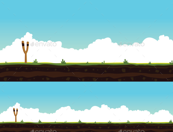 Forlorn Background - Backgrounds Game Assets