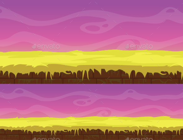 Imagination Background - Backgrounds Game Assets