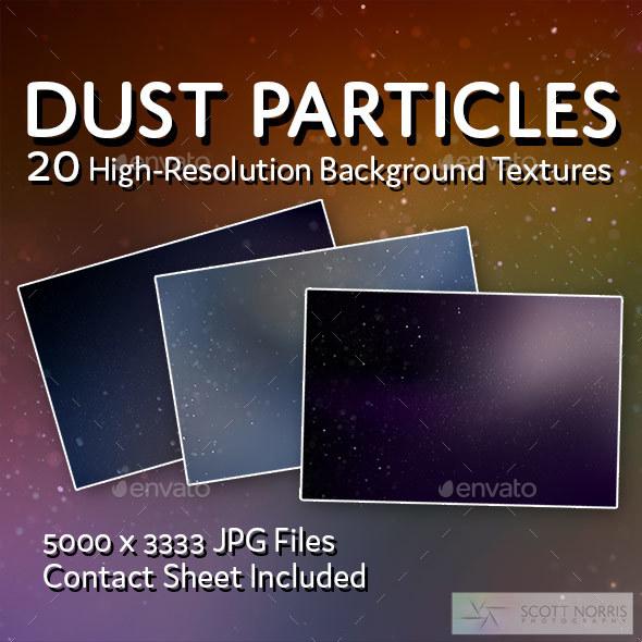 Dust Particle Texture Pack - Miscellaneous Textures