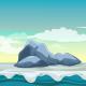 Rockbound Background - GraphicRiver Item for Sale