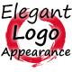 Elegant Logo Appearance