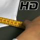 Tailor Measuring Man Shirt Hips Width