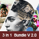 3 in 1 Actions Bundle V 2.0 - GraphicRiver Item for Sale