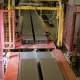 Robotic Conveyor Bricks Production