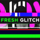 Fresh Glitch Logo Build 2 Pack Volume 1 - VideoHive Item for Sale