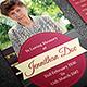 Elegant Funeral Prayer Card Template - GraphicRiver Item for Sale