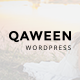 Qaween - Wedding WordPress Theme - ThemeForest Item for Sale