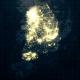 South Korea Map Night Lighting Rollback 4K - VideoHive Item for Sale
