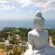Phuket Big Buddha 45 Meter Tall White Marble Statue