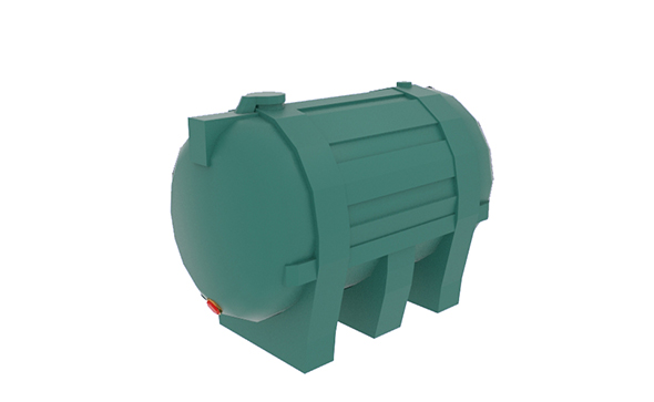 Sturdy Carbery 1250 Oil Tank - 3DOcean Item for Sale