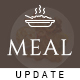 Meal_Restaurant Muse Template Nulled