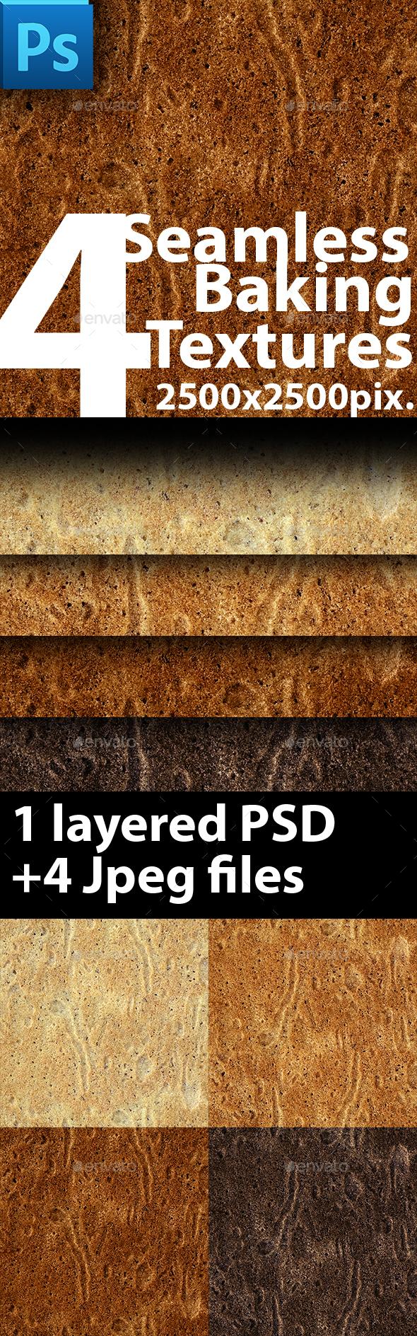 Baking Seamless Textures - Textures