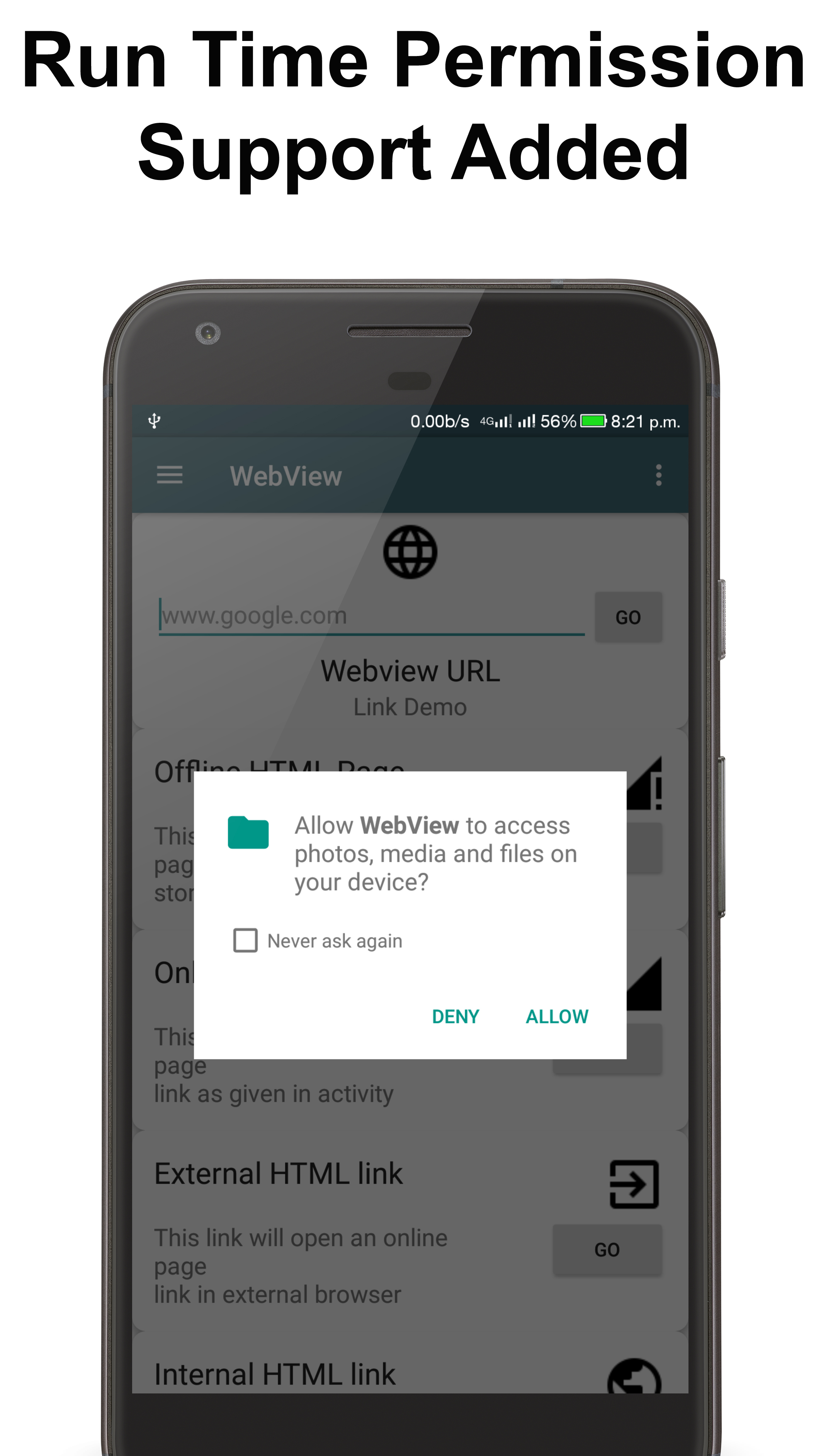 All - In - One : WebView App for Android