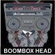 Boombox T-shirt design - GraphicRiver Item for Sale