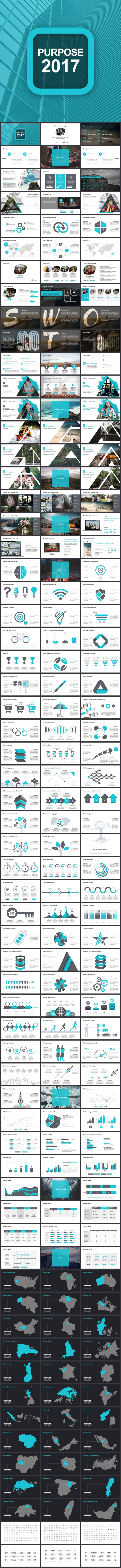 Purpose 2017 Powerpoint Template - Business PowerPoint Templates