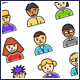 Avatars People Icons Set - GraphicRiver Item for Sale