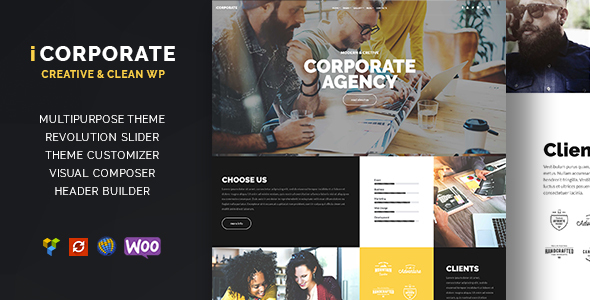 iCorporate - Creative Corporate