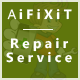aiFiXiT - Phone, Computer and Digital Repair Shop Website Template Nulled