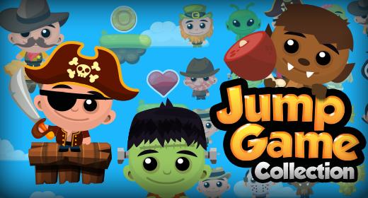 Jump Game Kit
