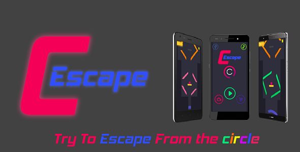 Cescape ( Eclipse project + AdMob Ads ) - CodeCanyon Item for Sale