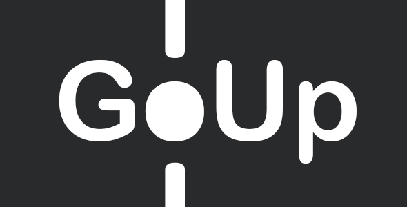 GoUp ( BBDOC/ Android Studio/ Eclipse ) + Admob Banner            Nulled
