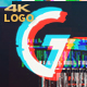 Glitch FX Logo Reveal 4K - VideoHive Item for Sale