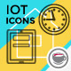 Internet Of Things and Smart Home Icons - VideoHive Item for Sale
