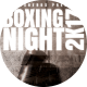 Boxing Night 2K17 Sports Flyer