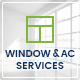 Window Cleaning, Air Conditioning and Heating Services Nulled