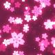 Snowflakes Christmas Background - 6