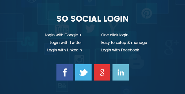 So Social Login - OpenCart Social Login Module - CodeCanyon Item for Sale