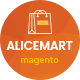 Alice - Multipurpose Responsive Magento Theme - ThemeForest Item for Sale