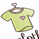 Love Clothing Logo Design - GraphicRiver Item for Sale