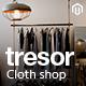 Tresor - Responsive Magento 2 Theme Nulled