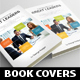 3 Corporate Book Cover Template Bundle V4